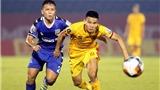 Link xem trực tiếp bóng đá Thanh Hóa vs Hà Tĩnh. Trực tiếp bóng đá Việt Nam vòng 12