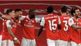 Video clip bàn thắng  trận Arsenal vsSheffield