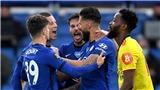 Video clip bàn thắng Chelsea 3-0 Watford: Chelsea đòi lại vị trí thứ 4 từ MU