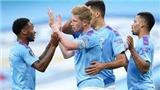 Kết quả bóng đá Man City 2-1 Real Madrid (chung cuộc 4-2): Thày trò Guardiola vào tứ kết