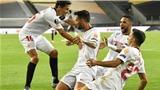 Video clip bàn thắng Sevilla vs Inter Milan