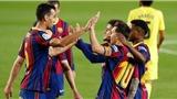 Video clip bàn thắng trận Barcelona vs Bilbao