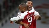 Video clip bàn thắng Arsenal 2-1 West Ham