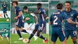 Video clip trận Rapid Wien 1-2 Arsenal