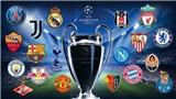 Xem trực tiếp bốc thăm vòng 1/8 cúp C1/Champions League ở đâu, khi nào?