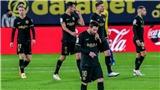 Bảng xếp hạng bóng đá Tây Ban Nha vòng 35: Barcelona không thể quật ngã Atletico