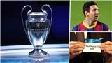 Lịch thi đấu lượt đi và về vòng 1/8 cúp C1/Champions League 2020-21