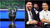 Lịch thi đấu vòng 1/8 cúp C1/Champions League: Đại chiến Barcelona vs PSG