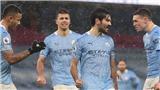 Video clip bàn thắng trận Man City vs Dortmund