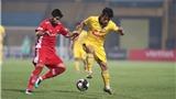 Bảng xếp hạng V-League 2021 vòng 11: Nam Định lên thứ 3, Viettel tạo áp lực lên HAGL