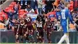 Kết quả bóng đá chung kết cúp FA: Hạ Chelsea, Leicester lần đầu vô địch FA Cup