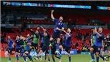 Kết quả bóng đá Chung kết EURO 2021:Ý vs Anh