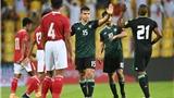 Lịch thi đấu lượt cuối các đội nhì bảng vòng loại World Cup 2022 khu vực châu Á