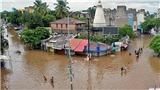 Ấn Độ: Mưa lũ gây ảnh hưởng nặng nề, làm hơn 140 người thiệt mạng