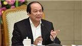 Bộ trưởng Mai Tiến Dũng: Việc 'ngăn sông cấm chợ' là sai chỉ đạo của Thủ tướng