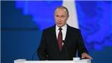 Thông điệp liên bang của Tổng thống Putin: Nga không đe dọa ai
