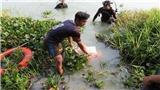 Tìm thấy hai thi thể trong hồ nước trong Công viên thành phố Mới Bình Dương