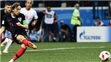 TIN HOT World Cup 2/7: Modric tiết lộ lý do đá hỏng 11m. Ronaldo tươi cười về nước. Hoa hậu bật khóc vì tuyển Nga