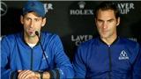 Paris Masters: Federer hạ Nishikori, hẹn Djokovic ở trận bán kết trong mơ