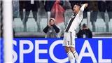 Messi giải cứu Barca. Ronaldo lập cú đúp. Chelsea thắng đậm. Tottenham vượt Man City
