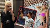 Cận cảnh nhan sắc người mẫu đã sinh con cho tân binh Luka Jovic của Real