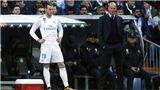 Bóng đá hôm nay 23/7: Zidane làm rõ cáo buộc không tôn trọng Bale. Liverpool âm thầm ra mắt 'bom tấn'