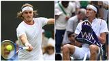 Alexander Zverev và Stefanos Tsitsipas bị loại ngay vòng 1 Wimbledon:Next Gen chưa thể vượt Big Three