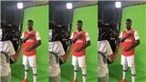Nicolas Pepe lần đầu khoác áo Arsenal, chuẩn bị ra mắt với hợp đồng kỷ lục