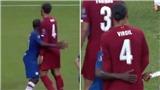 Kante xâu kim đối thủ như Messi, gây cười ghi kèm 'gã khổng lồ' Van Dijk