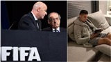 FIFA hành động không đẹp với Cristiano Ronaldo