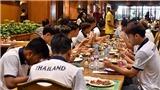 U22 Thái Lan phẫn nộ vì thiếu đồ ăn, nước uống ở SEA Games 2019
