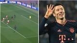 Lewandowski ghi 4 bàn trong 15 phút, lập 'poker' nhanh nhất lịch sử Champions League
