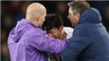 Son Heung Min khóc suốt ở phòng thay đồ, không dám ngẩng đầu sau khi làm Gomes gẫy chân