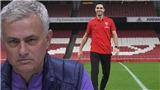 Arteta vừa nhậm chức ở Arsenal, Mourinho đã chơi đòn tâm lý chiến
