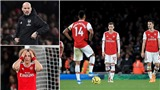 Arsenal thua sốc Brighton, HLV Ljungberg nói gì?