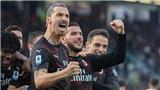 THỐNG KÊ: Ibrahimovic lập kỷ lục hiếm có trong 4 thập niên