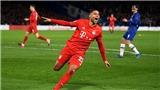 Bóng đá hôm nay 26/2: Bayern hủy diệt Chelsea. Gnabry phá vỡ loạt kỷ lục ở Cúp C1