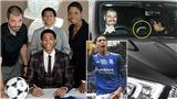 Tin bóng đá MU 10/3: Mua thần đồng bóng đá Anh. Ký hợp đồng sao trẻ Hà Lan