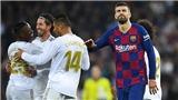 Gerard Pique: 'Đây là Real Madrid tệ nhất mà tôi từng đối mặt'