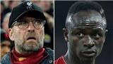 Vấn đề mới của Liverpool: Khi Klopp thấy bất an vì Sadio Mane