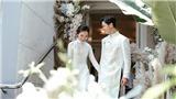 Vợ Công Phượng được khen duyên dáng, sang trọng và tri thức trong lễ đính hôn