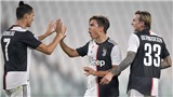 Genoa 1-3 Juventus: Ronaldo lập siêu phẩm sút xa, Juve giữ vững ngôi đầu