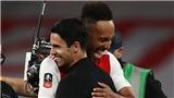 HLV Arteta: 'Arsenal đã đánh bại 2 đội bóng mạnh nhất châu Âu'