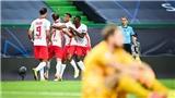 Atletico Madrid thua sốc, xác định cặp bán kết đầu tiên ở Champions League