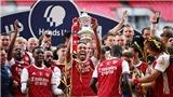 Arsenal 2-1 Chelsea: Aubameyang sắm vai người hùng, Arsenal lần thứ 14 vô địch cúp FA