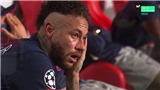 Neymar suy sụp, khóc nức nở nhưng vẫn bị chỉ trích sau trận thua Bayern