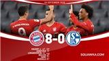 Thắng 8-0 ở trận mở màn Bundesliga, Bayern được khen có hàng công mạnh nhất thế giới