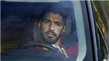 Luis Suarez khóc nức nở khi rời Barca sang Atletico