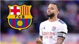 Chuyển nhượng Liga 28/9: MU mượn sao Liga bất thành. Barca mua Depay