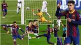 Bóng đá hôm nay 21/10: Messi và Fati lập kỷ lục, MU tạo kỳ tích trên sân PSG